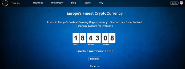 FineCoin Review