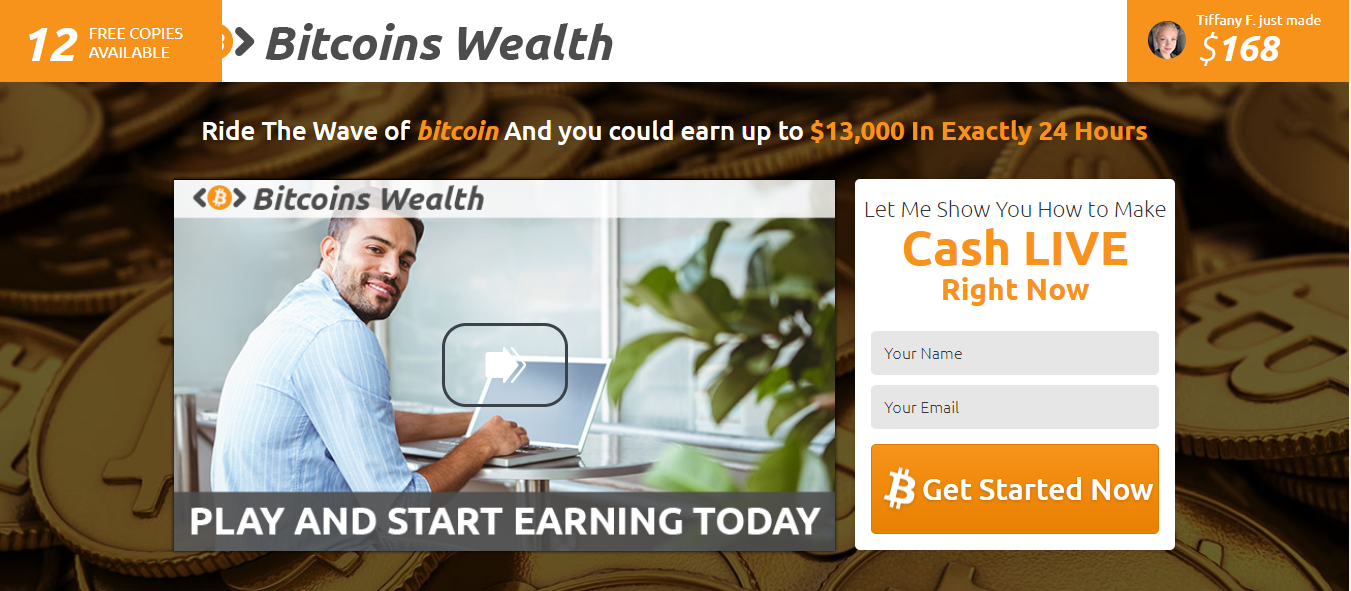 Bitcoins Wealth Review